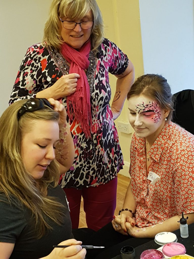 Face Painting And Body Art Courses