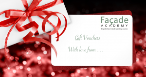 face painting gift vouchers